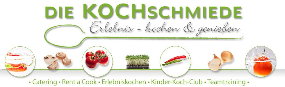 Die Kochschmiede Logo